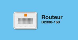 Routeur B2338-168