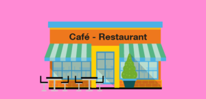 Restaurants et cafés